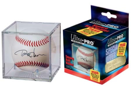 Ultra Pro Square Ball Holder Image