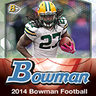 2014 Bowman Football Cards