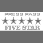 2014 Press Pass Five Star Racing Cards