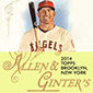 Site Contest: Win a Free 2014 Topps Allen & Ginter Hobby Box