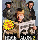 1992 Topps Home Alone 2: Lost in New York Trading Cards