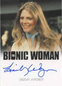 2013 Rittenhouse Complete Bionic Collection Bionic Woman Autographs Lindsay Wagner Kerchief 214x300 Image