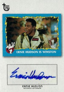 2013 Topps 75th Anniversary Autographs Ernie Hudson 211x300 Image