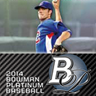 2014 Bowman Platinum Baseball Cards