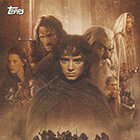 2002 Topps Lord of the Rings: The Fellowship of the Ring Collector's Update Trading Cards