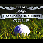 2014 Leaf Legends of the Links Golf Cards