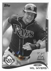 2014 Topps Series 1 Sparkle Variation Wil Myers1 214x300 Image