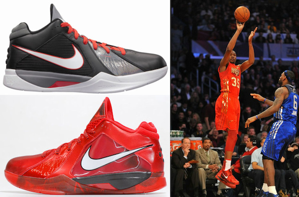 Kevin Durant Nike KD III Shoe Image