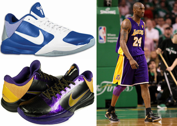 Kobe Bryant Shoes Guide History Newest Kobe Shoes