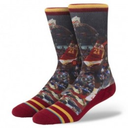 Stance NBA Socks Dominique Wilkins 260x260 Image