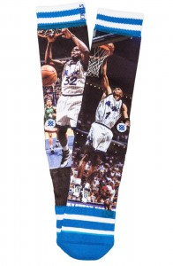 Stance NBA Socks Shaquille ONeal Anfernee Hardaway 196x300 Image