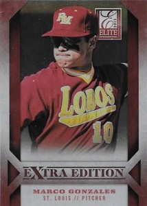 2013 Panini Elite Extra Edition Variations 6 Marco Gonzales 214x300 Image