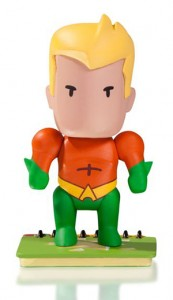2014 DC Collectibles Scribblenauts Unmasked Series 1 Aquaman