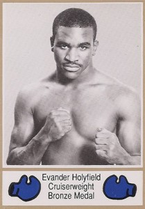 1986 Brown's Boxing Evander Holyfield
