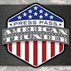 2014 Press Pass American Thunder Racing Cards