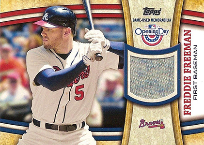 2014 Topps Opening Day Relics Image