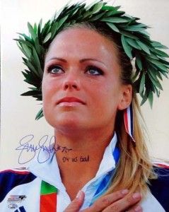 Jennie Finch Signed Photo