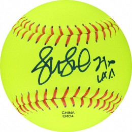 Jennie Finch Signed Softball
