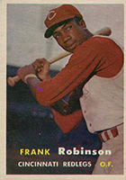 Frank Robinson Baseball Cards and Autographed Memorabilia Guide