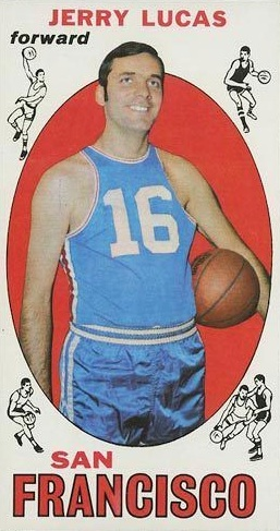 1969-70 Topps Jerry Lucas RC #45