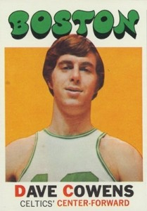 1971-72 Topps Dave Cowens RC