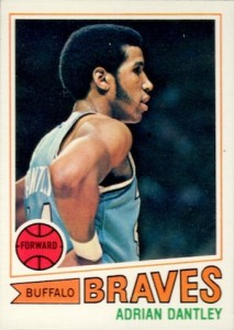 1977-78 Topps Adrian Dantley RC