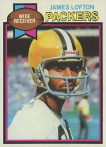 1979 Topps Football James Lofton RC 216x300 Image