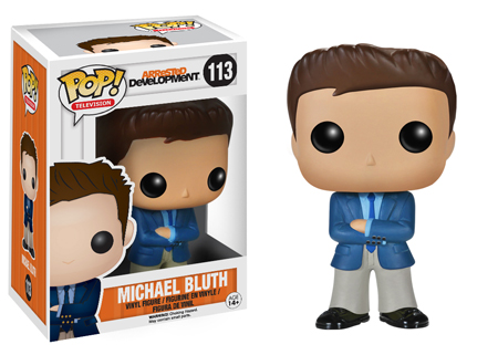 2014 Funko Pop Arrested Development 113 Michael Bluth Image