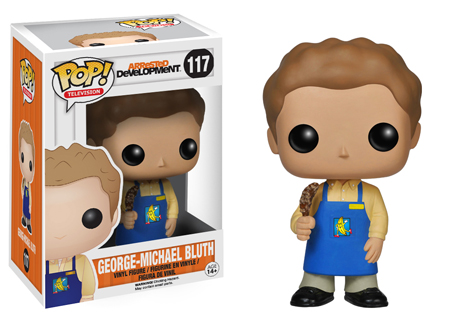 2014 Funko Pop Arrested Development 117 George Michael Bluth Image