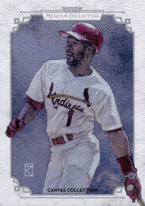 2014 Topps Musuem Collection Baseball Canvas Collection CCR 25 Ozzie Smith 212x300 Image