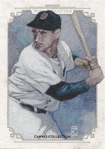 2014 Topps Musuem Collection Baseball Canvas Collection CCR 28 Ted Williams 212x300 Image