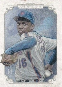 2014 Topps Musuem Collection Baseball Canvas Collection CCR 33 Dwight Gooden 214x300 Image