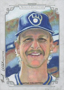 2014 Topps Musuem Collection Baseball Canvas Collection CCR 36 Robin Yount 214x300 Image