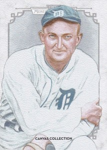 2014 Topps Musuem Collection Baseball Canvas Collection CCR 38 Ty Cobb 214x300 Image