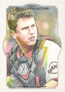2014 Topps Musuem Collection Baseball Canvas Collection CCR 45 Buster Posey 212x300 Image