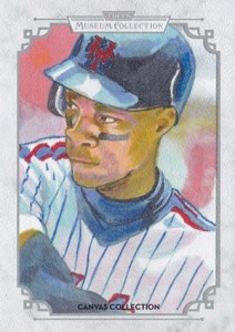 2014 Topps Musuem Collection Baseball Canvas Collection CCR 47 Darryl Strawberry 212x300 Image