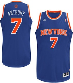 Carmelo Anthony Jersey