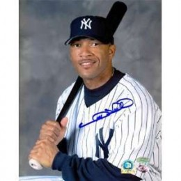 Gary Sheffield Signed Photo