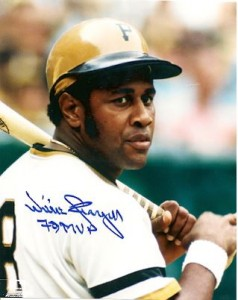 Willie Stargell Signed Photo