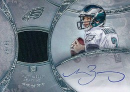 2013 Topps Five Star Rookie Autographed Patch 103 Matt Barkley 260x184 Image