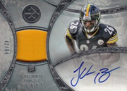 2013 Topps Five Star Rookie Autographed Patch 114 LeVeon Bell 260x186 Image