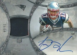 2013 Topps Five Star Rookie Autographed Patch 117 Aaron Dobson 260x186 Image