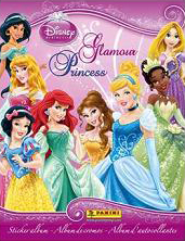 2014 Panini Disney Glamour Princess Stickers Album