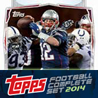 2014 Topps Football Complete Set