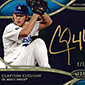 Clayton Kershaw Signs Exclusive Autograph Deal with Topps