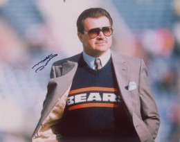 Mike Ditka Signed Photo