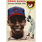 Ernie Banks Cards, Rookie Card and Autographed Memorabilia Guide