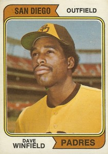 1974 O Pee Chee Dave Winfield RC 211x300 Image