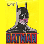 1989 Topps Batman Movie Trading Cards