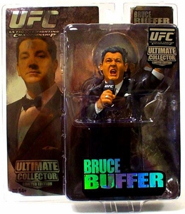 Bruce Buffer Ultimate Collector Series 4- Limited